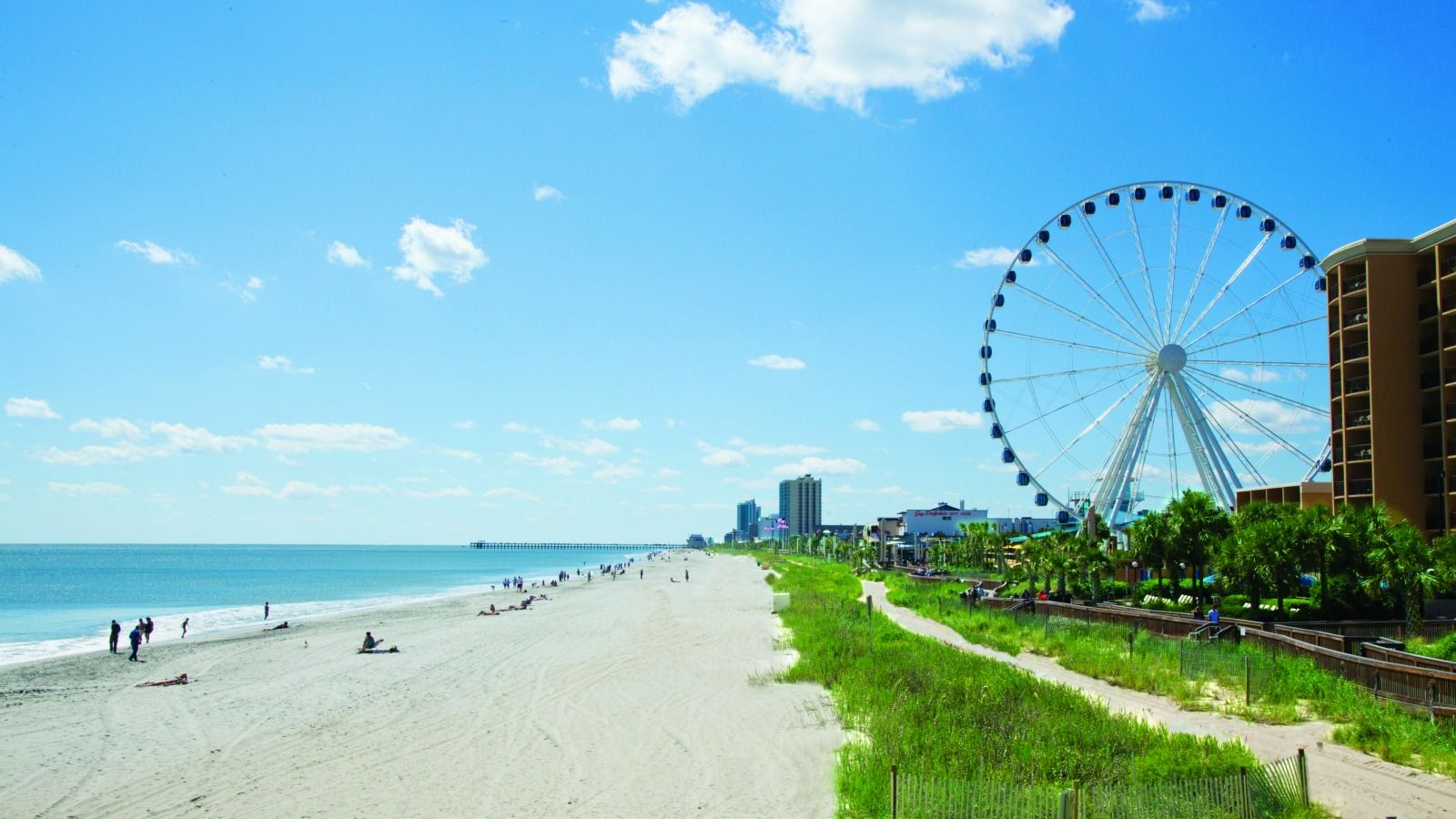 Sheraton Myrtle Beach Convention Center Hotel - Things To Do